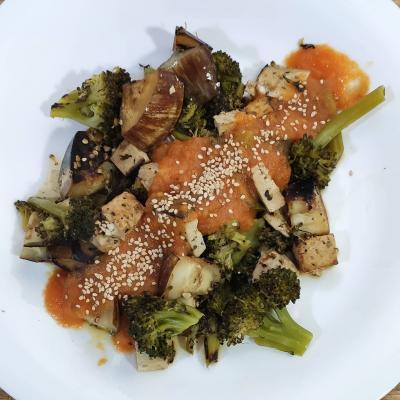 Dietista Nutricionista en Soria: BERENJENA LAMINADA