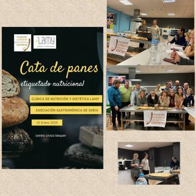 Dietista Nutricionista en Soria: PAN BLANCO Y PAN INTEGRAL: DIFERENCIAS