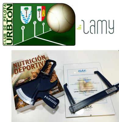 Dietista Nutricionista en Soria: Nutrición aplicada en pelota mano