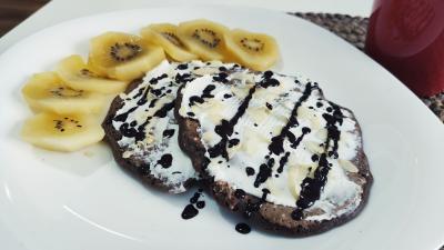Dietista Nutricionista en Soria: PANQUEQUES