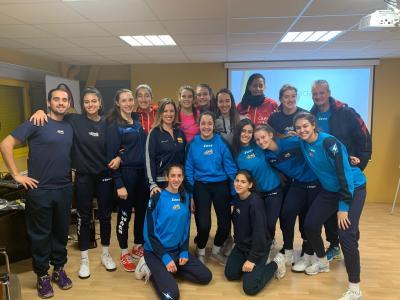 Dietista Nutricionista en Soria: Nutrición en Voleibol